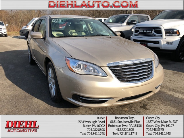 Certified Pre-Owned 2014 Chrysler 200 LX