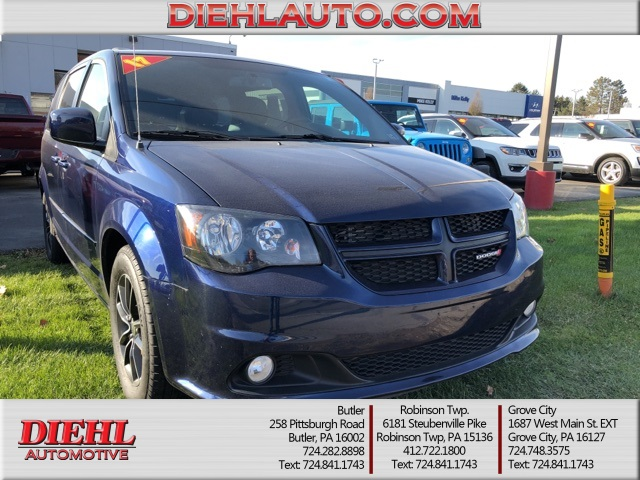 Certified Pre-Owned 2017 Dodge Grand Caravan GT