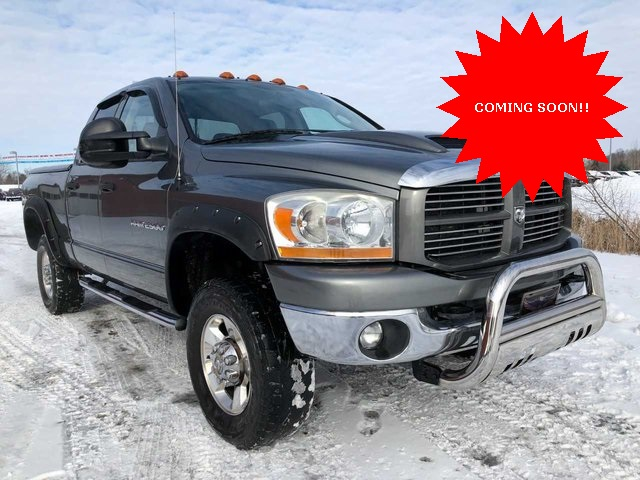 Pre-Owned 2006 Dodge Ram 2500 ST