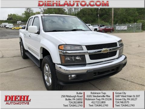 Pre-Owned 2012 Chevrolet Colorado 2LT