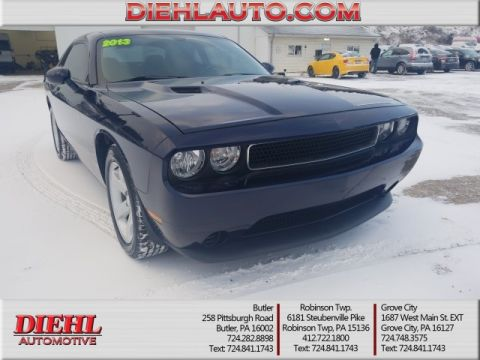 Pre-Owned 2013 Dodge Challenger SXT