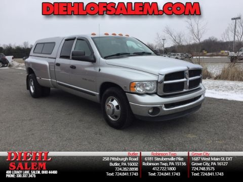 Pre-Owned 2005 Dodge Ram 3500 ST