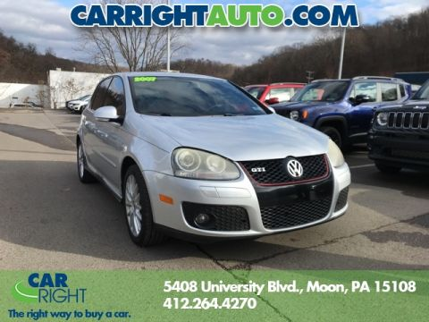 Pre-Owned 2007 Volkswagen GTI 4 door